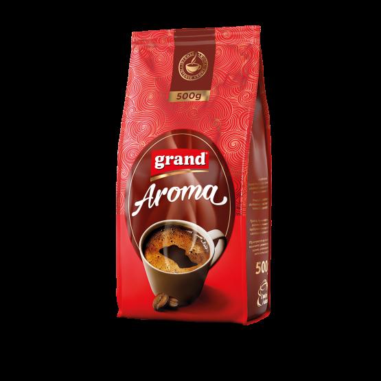 Кафе Гранд арома 500г