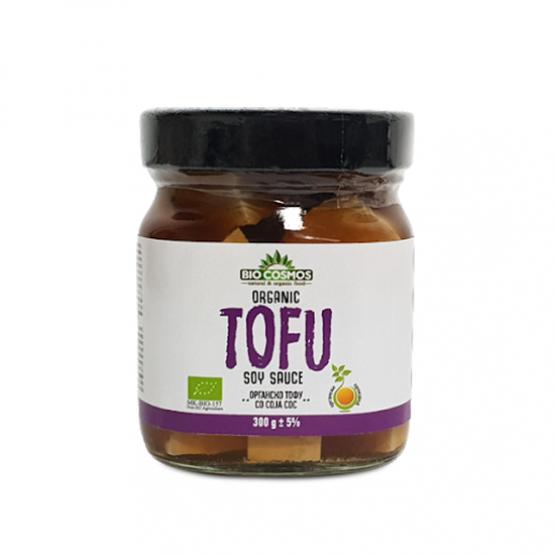 Тофу Органско Пржено со Соја сос 300г