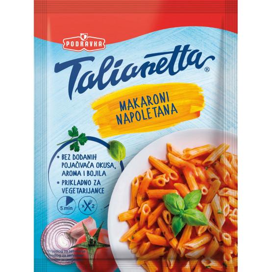 Подравка Талианета макарони наполитана 160г