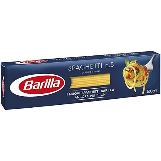 Шпагети Барила 5-500 г