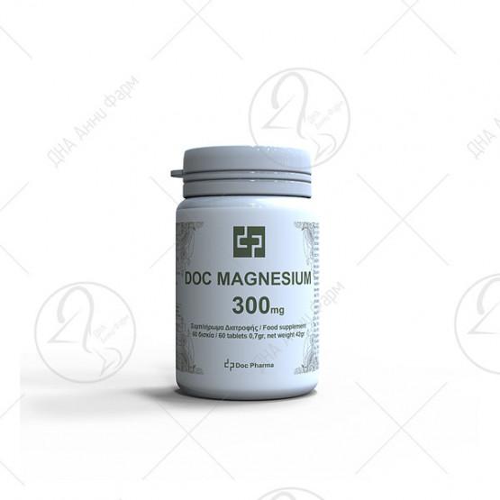 Doc Magnesium 300 mg