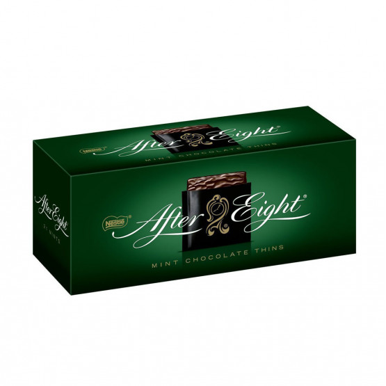 Бонбониера Афтер 8 класик 200г Нестле