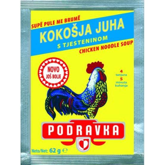 Подравка супа кокошкина 62г