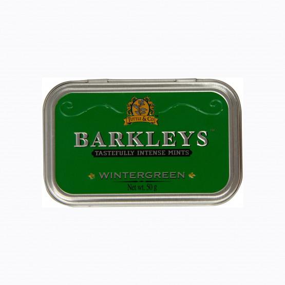 Барклис бонбони винтергрин 50г