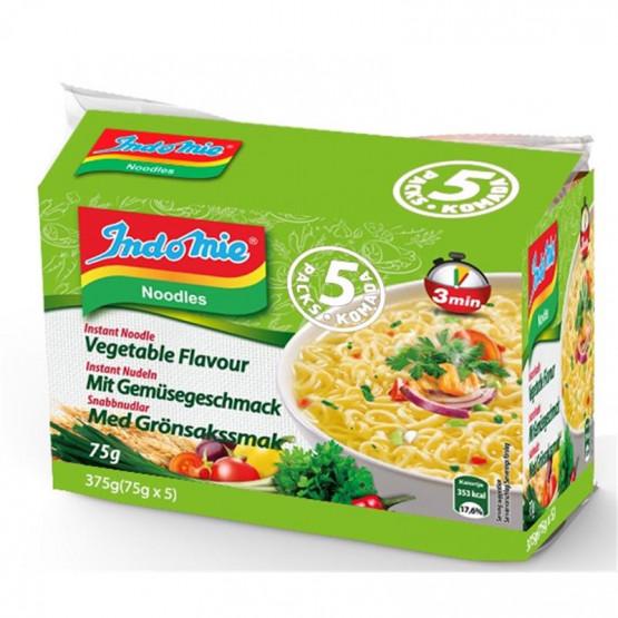 Индоми тестенини зеленчук 5*75г