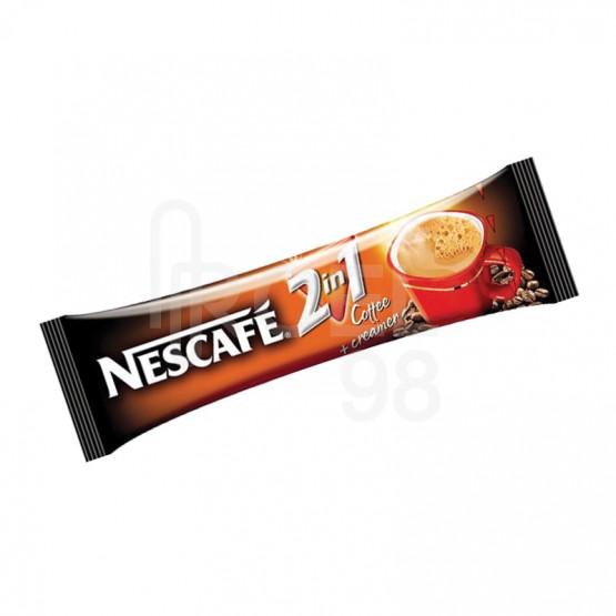 Нескафе крема кеса 2во1 8г