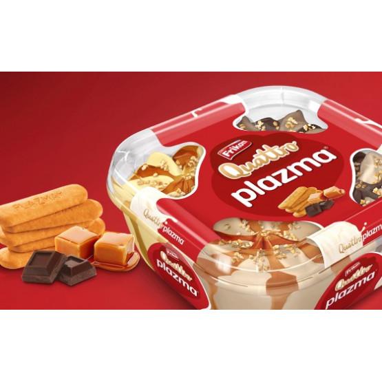 Фриком сладолед Кватро плазма 1650мл