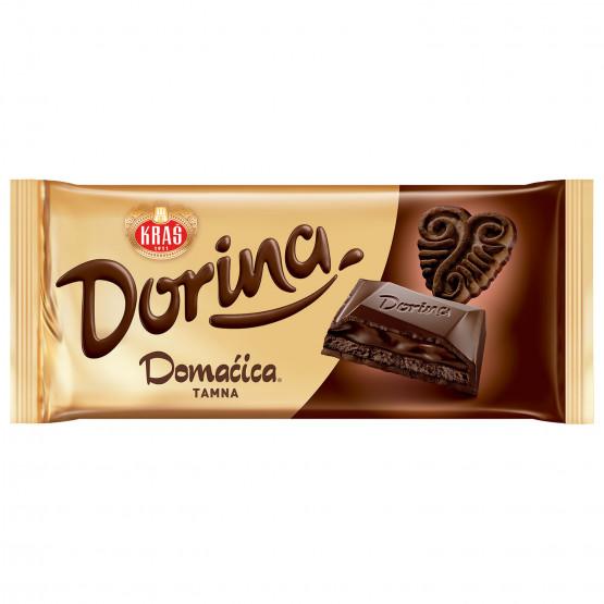 Дорина Чоколадо  Домачица темна 105г