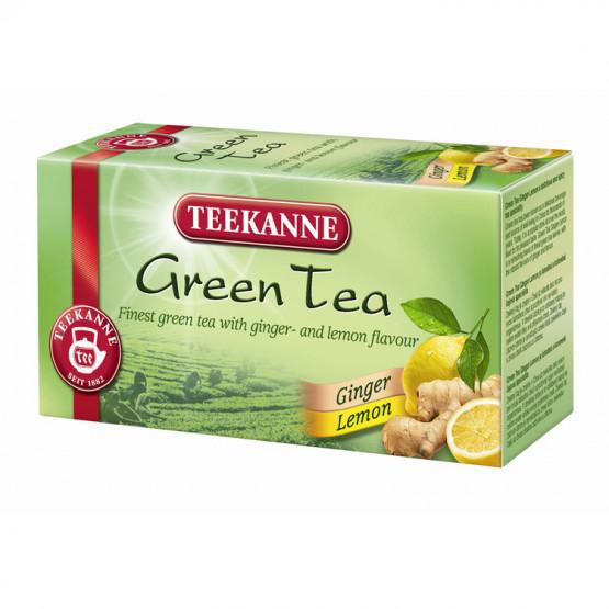 Чај Текане со ѓумбир и лимон