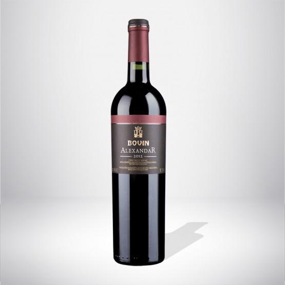 Вино Александар 750мл Бовин