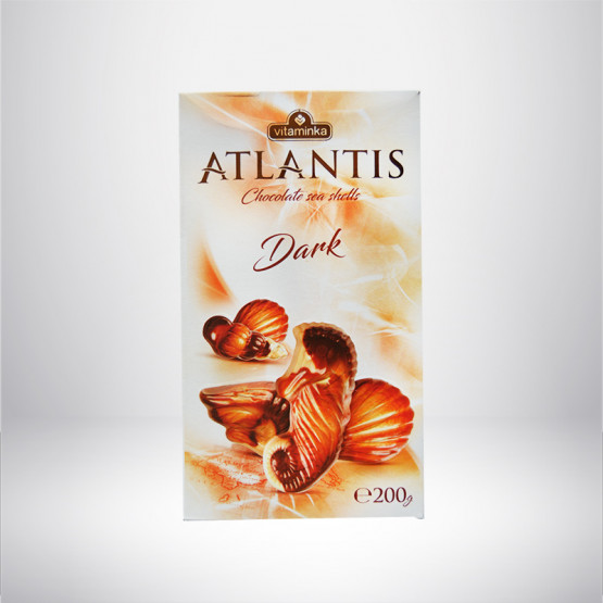Витаминка бонбониера Атлантис дарк 200г