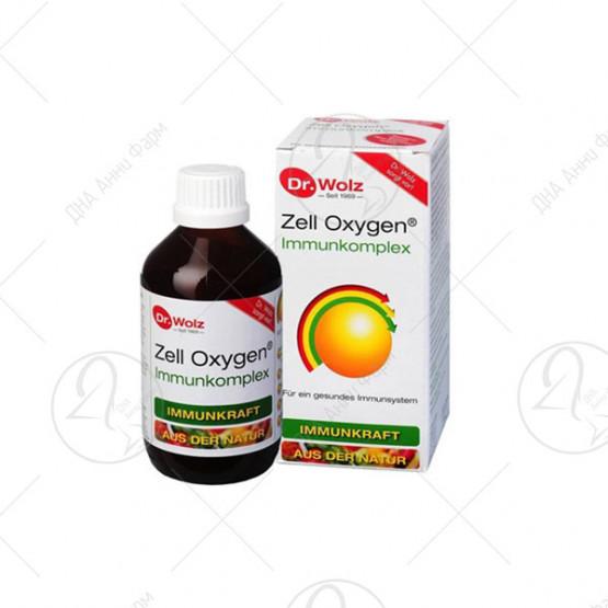 DR.WOLZ ZELL OXYGEN IMMUNKOMPLEX