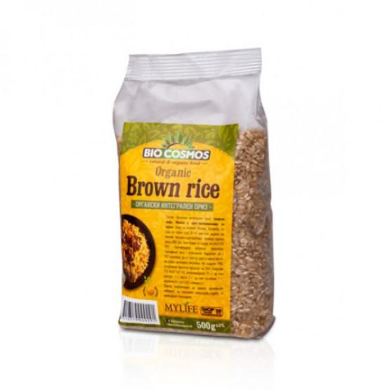 Органски Интегрален Ориз 500г Бикосмос