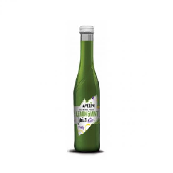 Сок од Лимон Мента со Јаболко 330мл