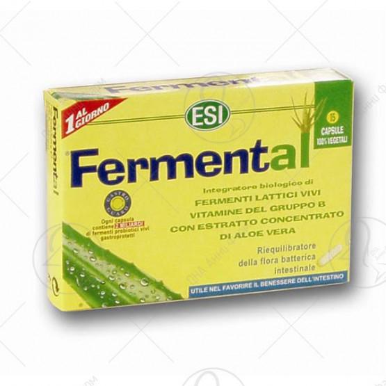 Fermental 15 - капсули