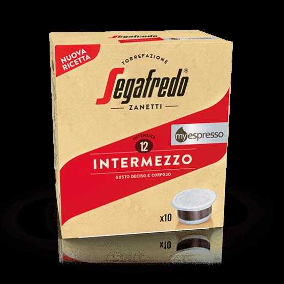 Кафе Сегафредо Интермецо 75г