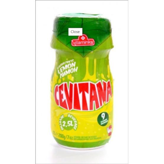 Цевитана инстант напиток од лимон 200г Витаминка
