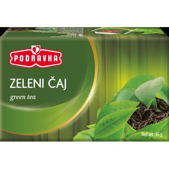 Чај Подравка зелен 36г