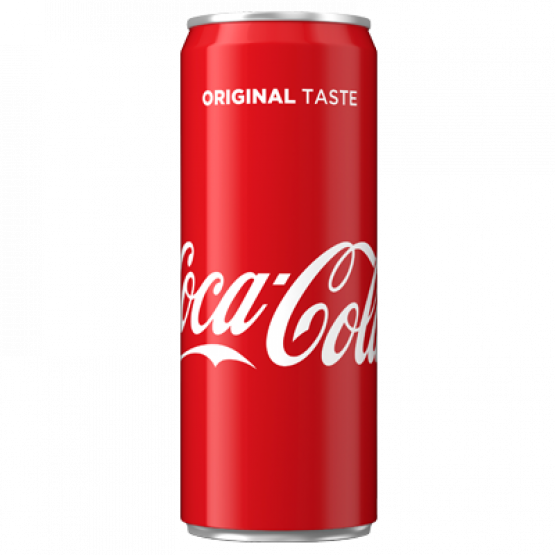 Кока кола лименка 330мл
