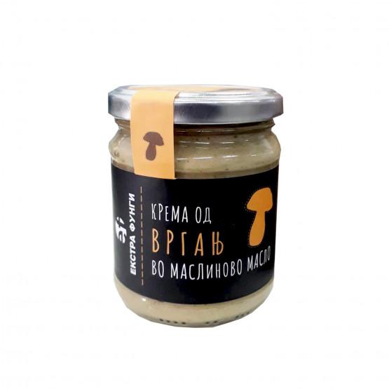 Екстра фунги крема од вргањ со маслиново масло 190г