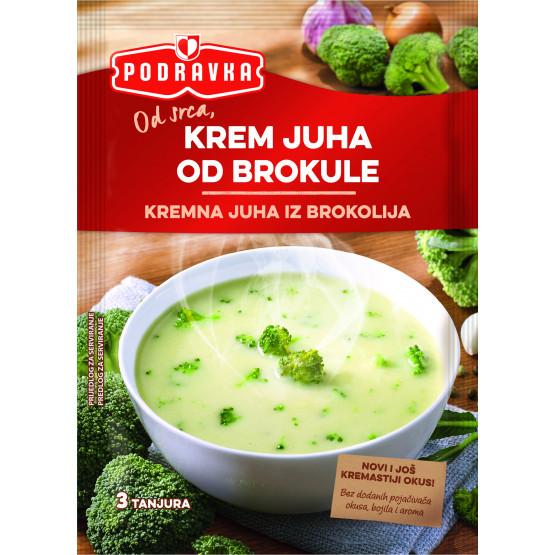 Подравка крем супа од брокула 57г