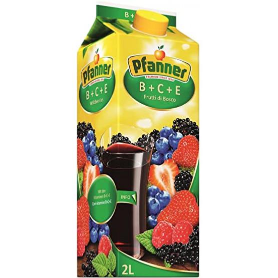 Фанер сок БЦЕ шумски плодови 2л