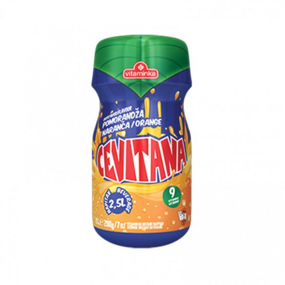 Цевитана инстант напиток од портокал 200г Витаминка