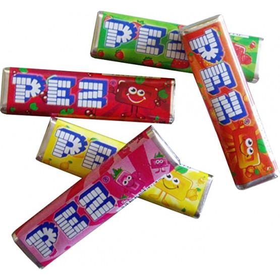 Пез бонбони микс 8.5г