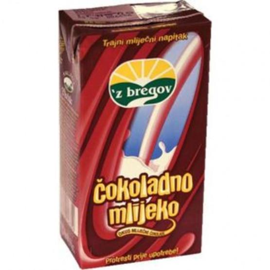 Чоколадно млеко Збрегов 500мл