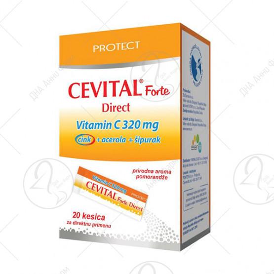 CEVITAL Forte Direct + Cink