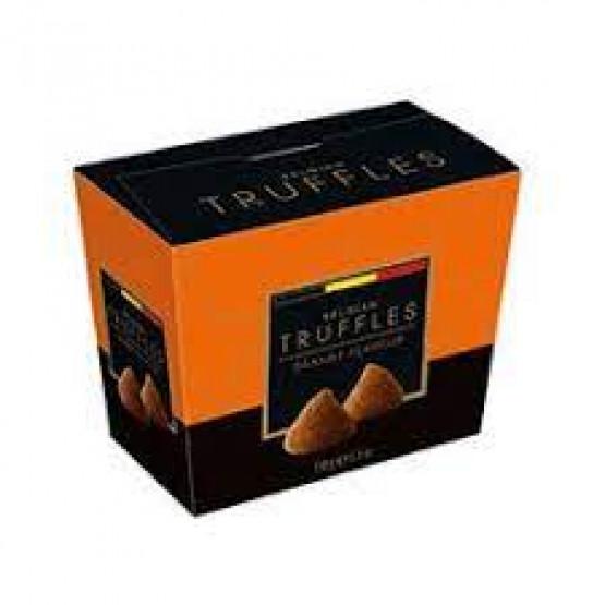 Бонбониера белгиски труфли со портокал 150г