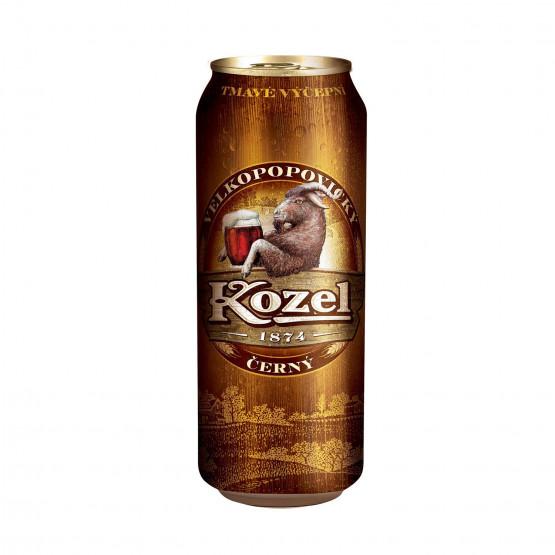 Козел Пиво Темно 500мл лименка