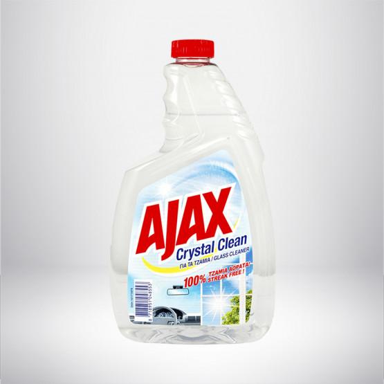 Ајакс Средство за стакло Кристал 750мл