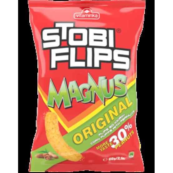 Смоки Стоби флипс со кикирики магнус 200г Витаминка