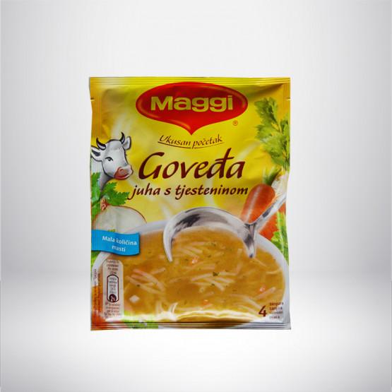 Маги говедска супа со тестенини 40г