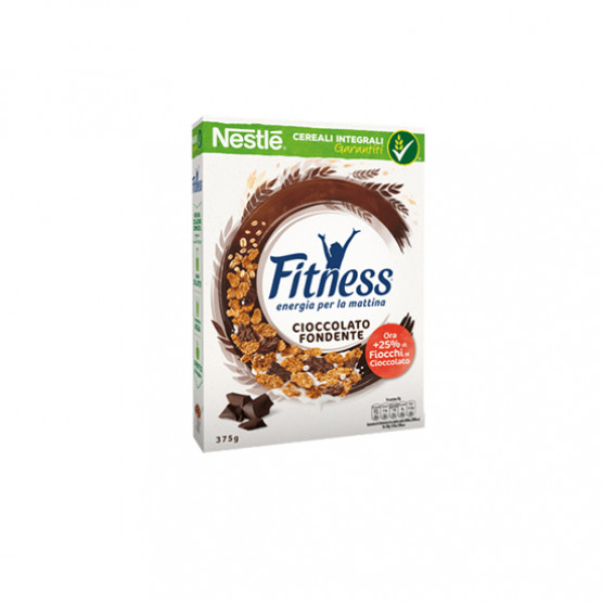 Нестле Фитнес чоко  житарки 375г