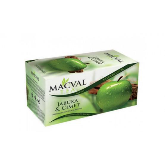 Чај Маквал јаболко цимет 40г