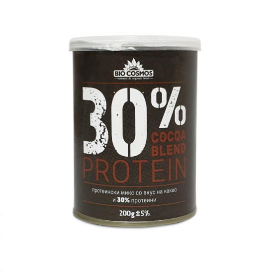 Протеински Микс со Какао 200г Биокосмос