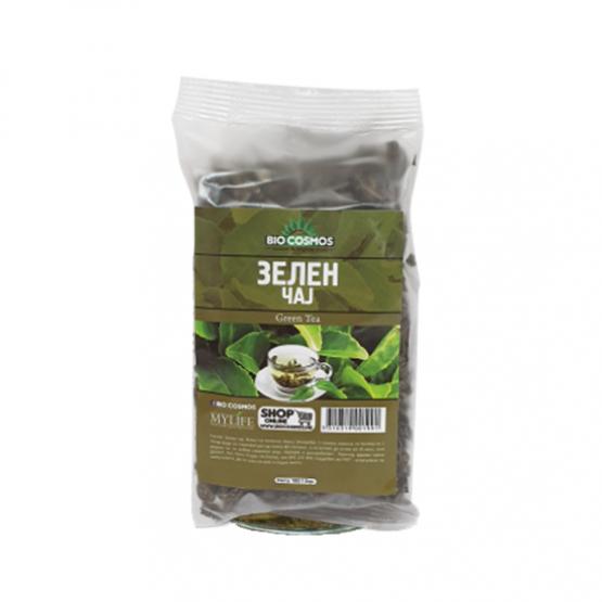 Зелен Чај 100г Биокосмос