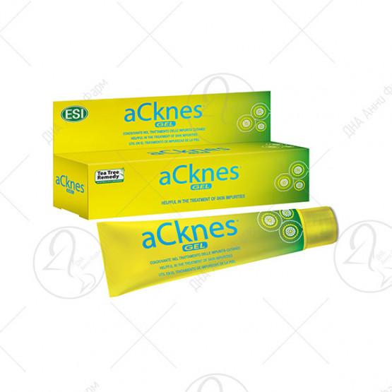 Acknes гел