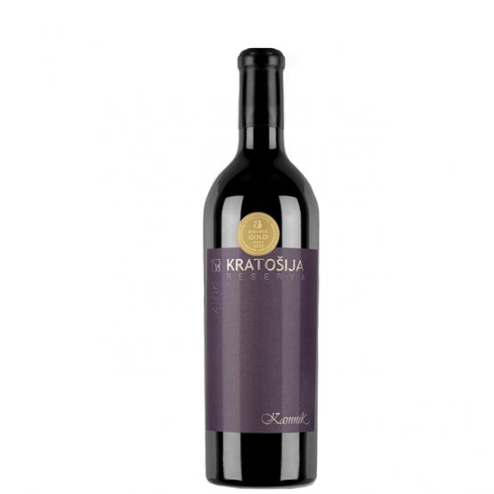 Вино Кратошија Шато Камник 750мл