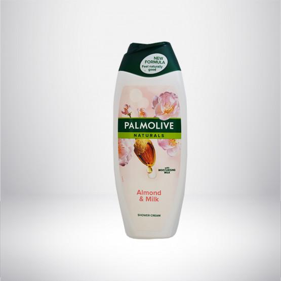Палмолајв купка алмонд и млеко 500мл