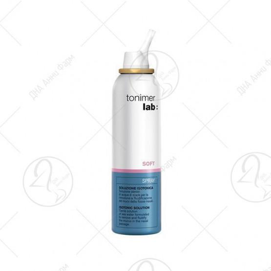 TONIMER Lab soft spray 125 ml