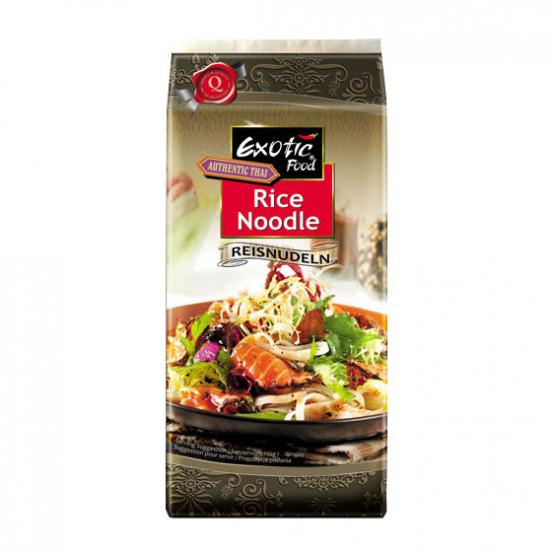Оризови нудли 3мм 250г Егзотик фуд