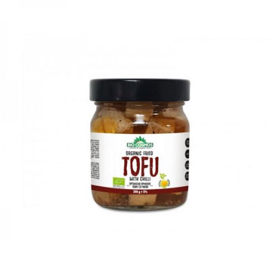 Тофу Органско Пржено со чили 300г Биокосмос