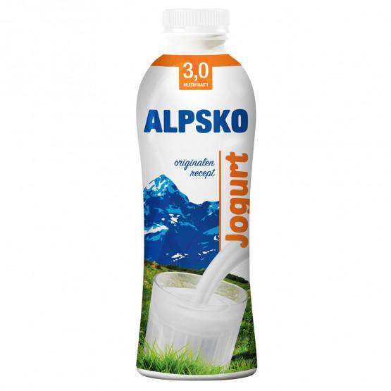 Алпски Јогурт 3% 900мл