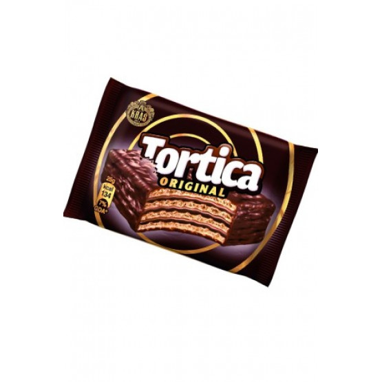 Тортица чоколадна 25г Краш