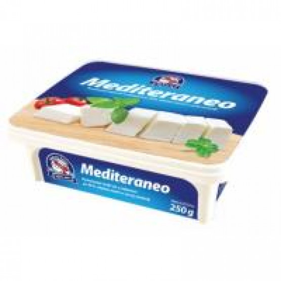 Медитеранео фета сирење млекара Шабац 250г
