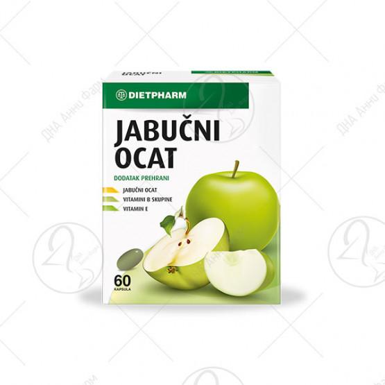 Jabolkov Ocet капсули X 60