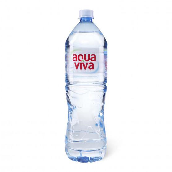 Аква Вива вода негазирана 1.5л
